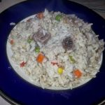 Delicious Coconut Rice with a Cameroonian Touch