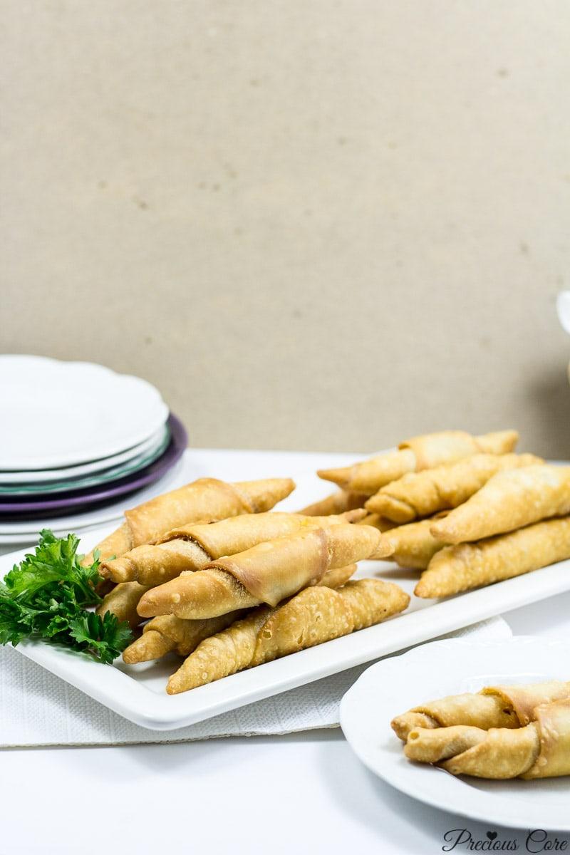 african fish rolls recipe