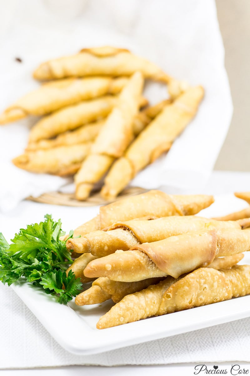 best fish rolls recipe