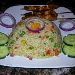 Coconut Rice: Fried Version