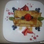 Cameroon Style Pancakes with a Coconuty Twist