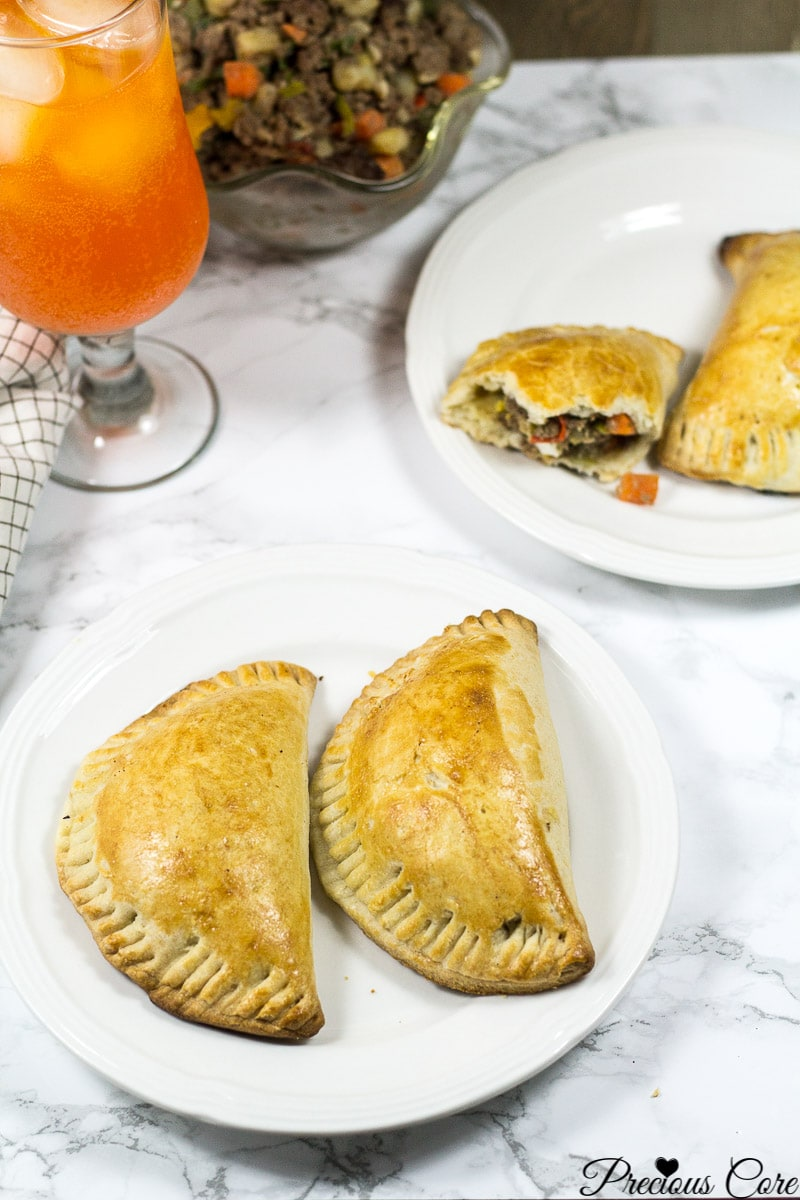 african meat pie recipe