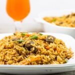 CAMEROON JOLLOF RICE RECIPE: EASY METHOD