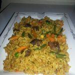 CAMEROON JOLLOF RICE: EASY METHOD