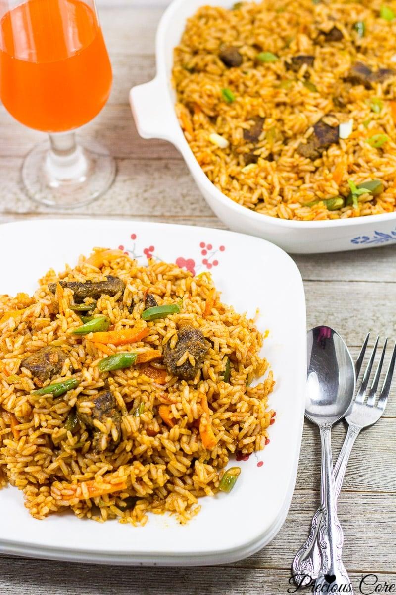 Jollof Rice Africa