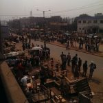 MARCHE MOKOLO IN CHAOS AS ARMED MEN STAB MULTIPLE PEOPLE (PHOTOS AND VIDEOS)