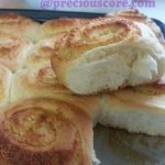 COCONUT ROLLS... FOR THE LOVE OF ALL THINGS COCONUTY