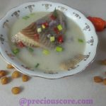 CAMEROON FISH PEPPER SOUP