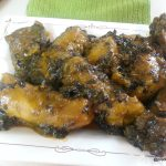 CAMEROONIAN FOOD: BORN HOUSE PLANTI RECIPE