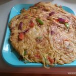 SPAGHETTI OMELETTE RECIPE- GOOD FOR BREAKFAST