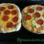 EASY HOMEMADE PIZZA!
