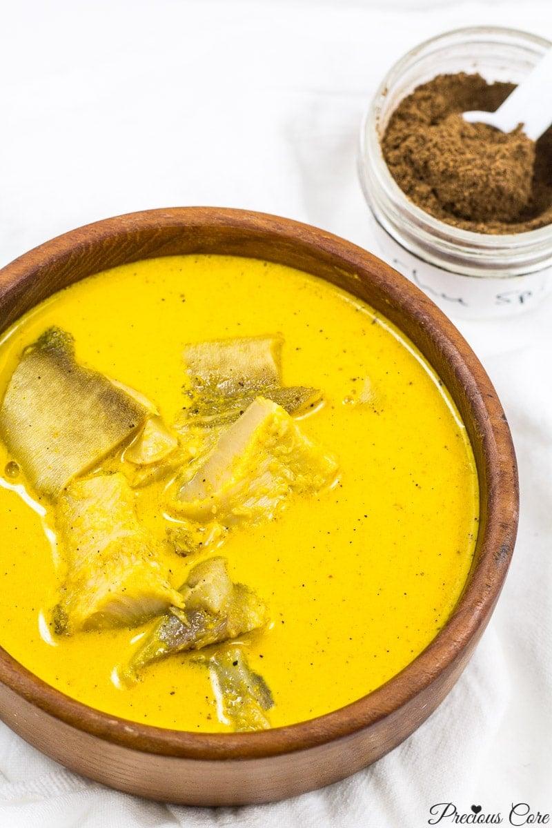 Achu soup - Precious Core