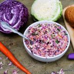 EASIEST, MOST DELICIOUS COLESLAW SALAD