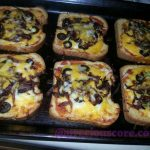 SLICED BREAD PIZZA