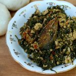 HOW TO COOK NJAMA NJAMA WITH EGUSI