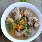 CHICKEN PEPPER SOUP