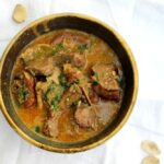 How to cook ogbono soup with okra