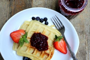 homemade-waffles