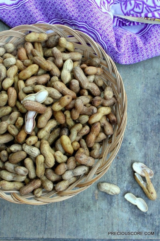 boiled-groundnut-cameroon