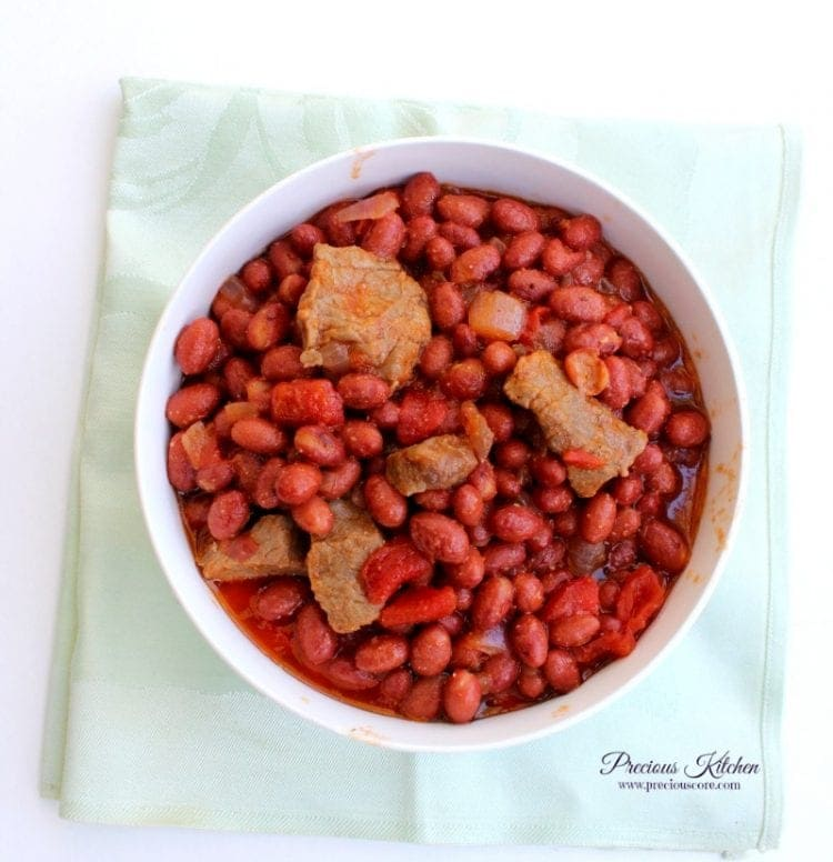 Beans- a super food that is great in fighting diabetes
