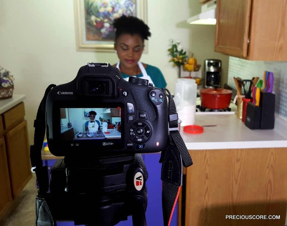 precious-kitchen-youtube-cooking-show