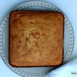 The best yogurt cake recipe, ever!
