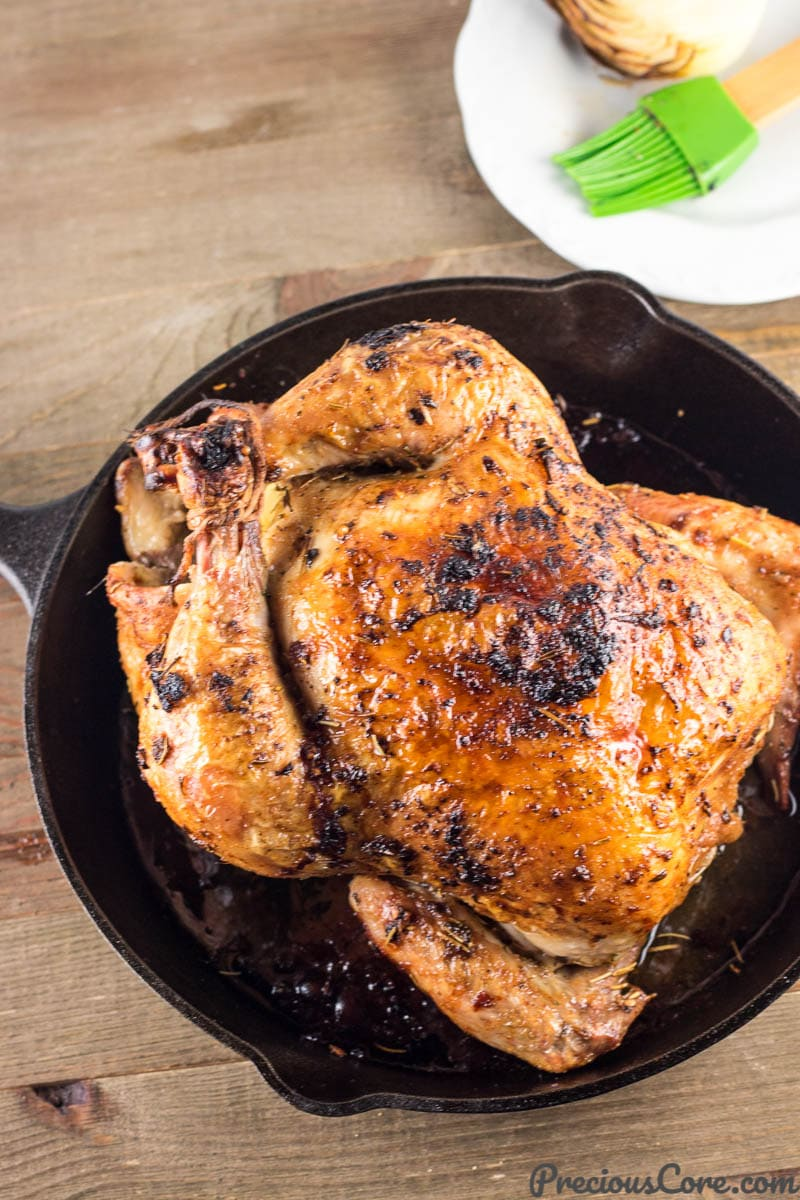 Perfect Roast Chicken - How to Roast a Whole Chicken