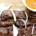 CAMEROONIAN SOYA (SKEWERED MEAT)