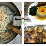 new years day menu