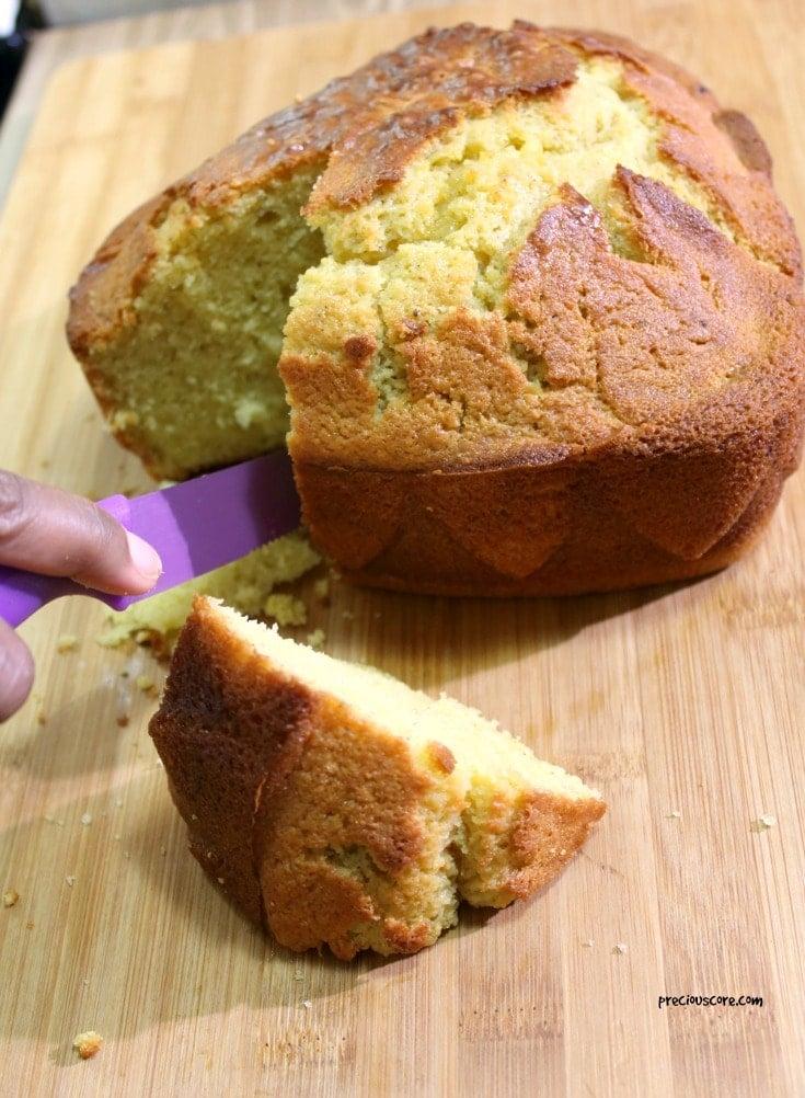 Perfect plain cake recipe