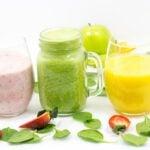 3 killer smoothie recipes