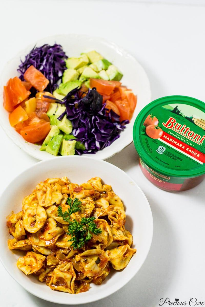 30 minute pasta dinner recipe