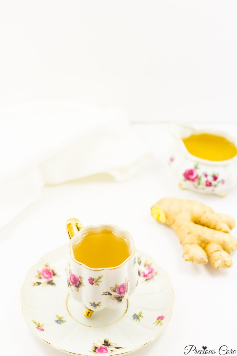 GINGER DRINK | Precious Core