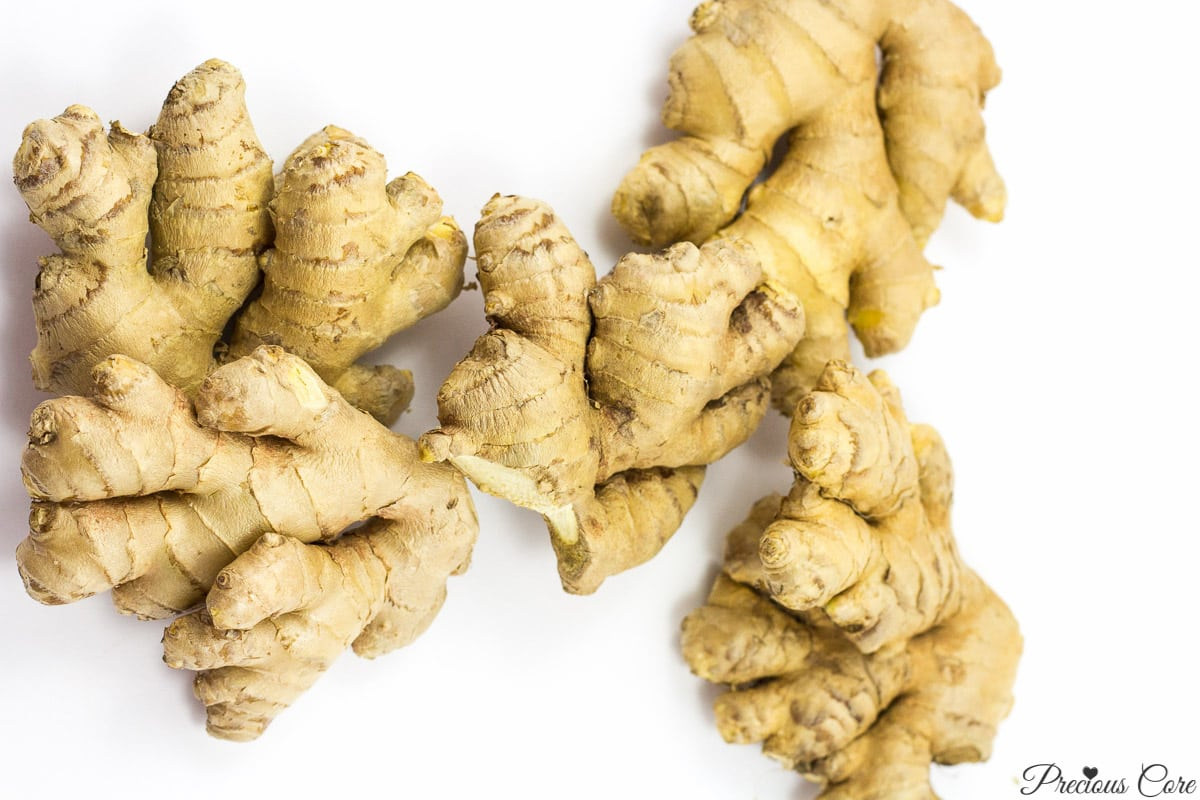 ginger root - precious core
