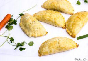 Cameroonian fish pies - Precious Core