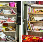 DECLUTTERING THE HOMESCHOOL ROOM