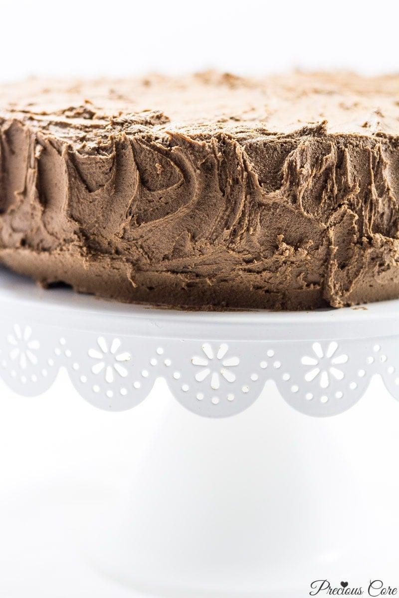 Classic Chocolate Cake - Precious Core