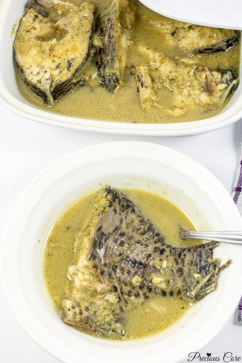 Cameroonian fish pepper soup recipe