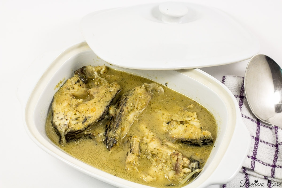 Fish pepper soup recipe - Precious Core