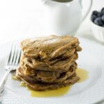 Healthy Eggless Pancakes