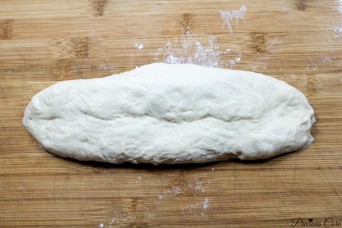 french bread step 3