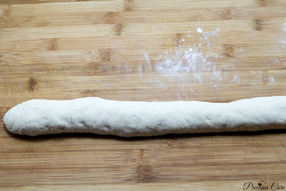french bread step 5