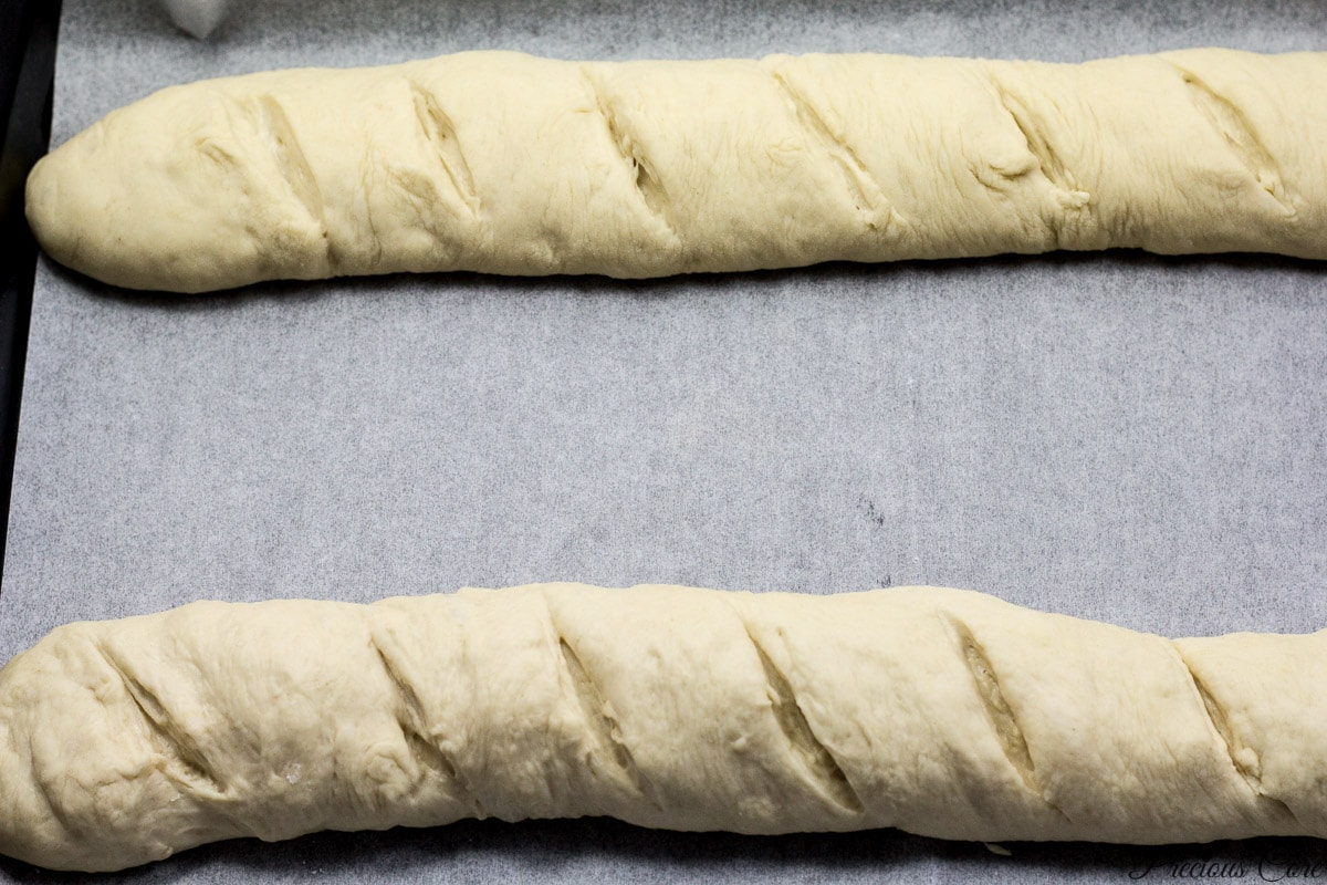 french bread step 7