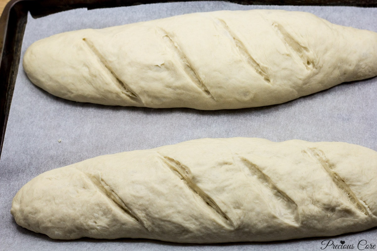 french bread step 8