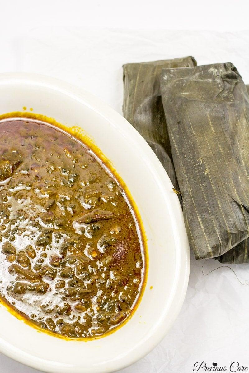 kwacocoand mbanga soup timanambusa