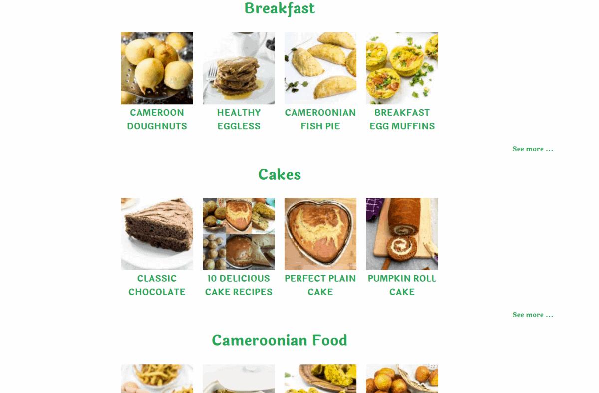 Precious core recipe