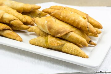 best cameroonian fish roll recipe