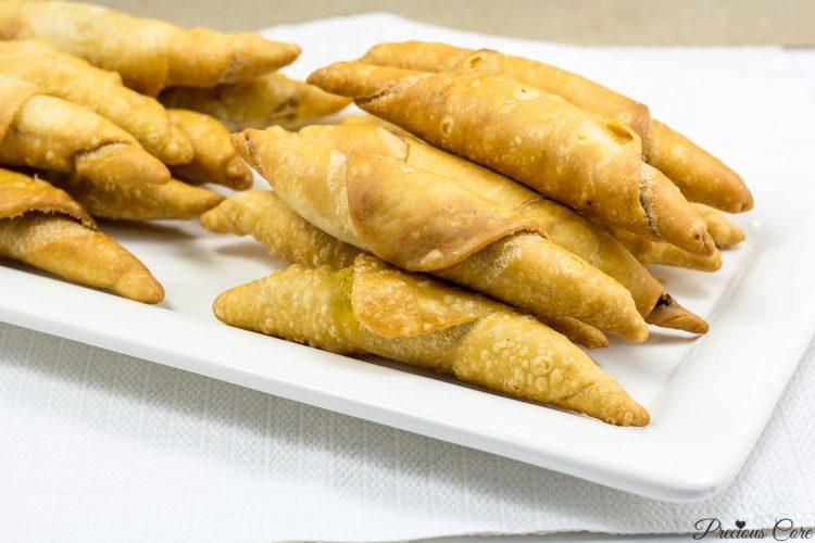 best cameroonian fish roll recipe