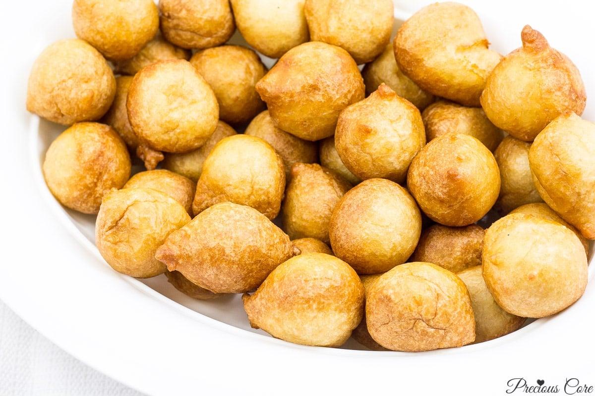 puff puff les beignets