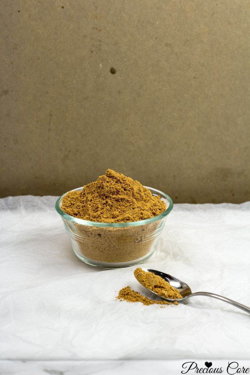Nigerian suya spice recipe